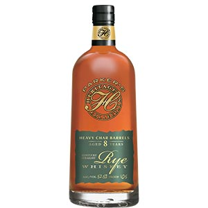 Parker's Heritage Collection Heavy Char Rye