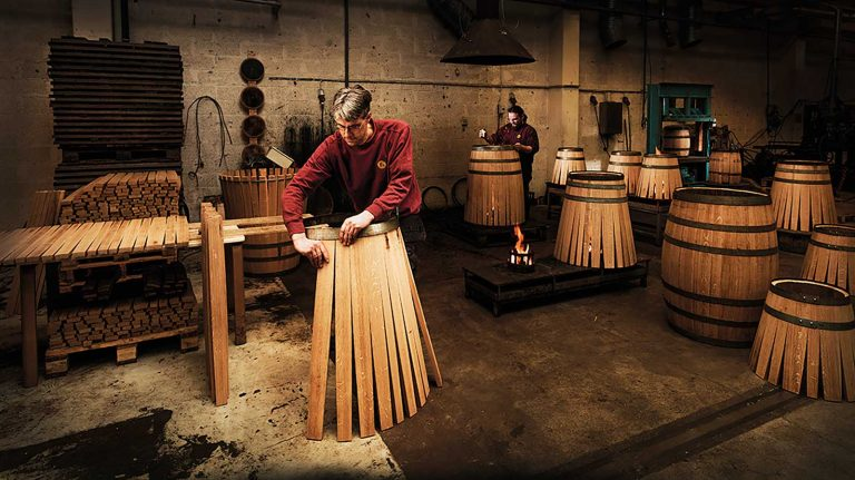 Bespoke Barrels Push the Limits of Whisky Maturation