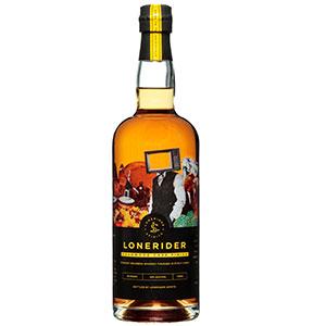Lonerider Deadwood Cask-Finished Bourbon