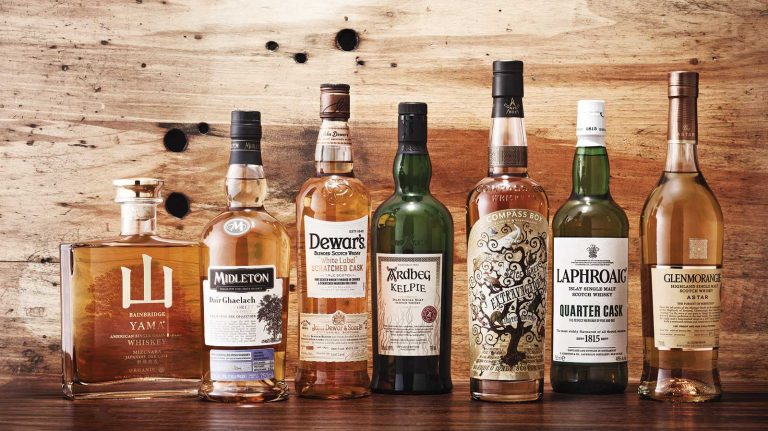 7 Whiskies Aged in Unique Barrels