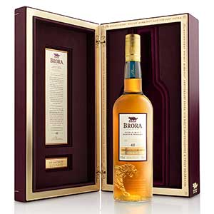 Brora 40 year old 200th Anniversary Edition