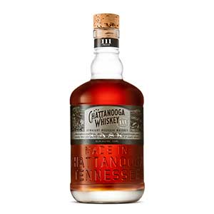 Chattanooga Cask 111 Whiskey
