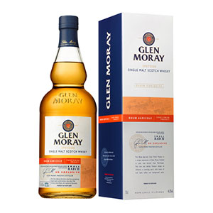 Glen Moray Rhum Agricole Cask Finish Project