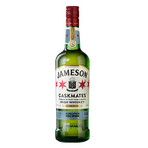 Jameson Caskmates Revolution Brewing Limited Edition