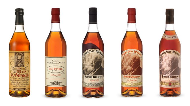 You Could Get a Full Set of Pappy Van Winkle (And More Rare Whiskeys) for Just $100
