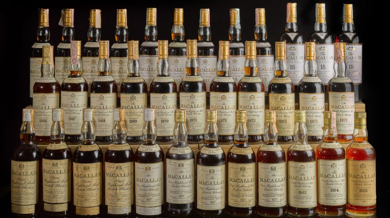Auction Preview: Sotheby's, London Is Putting a $5 Million Whisky Collection on the Block