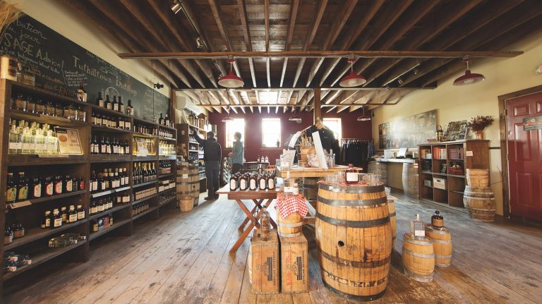 Whiskey Destinations in the Central Hudson Valley