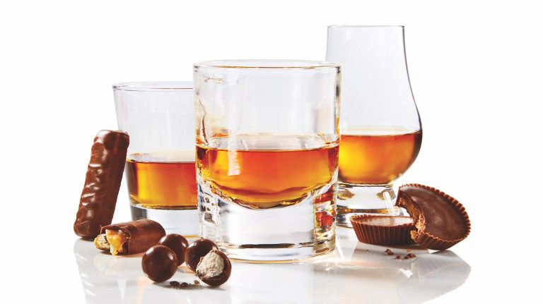 How to Pair Whisky and Candy
