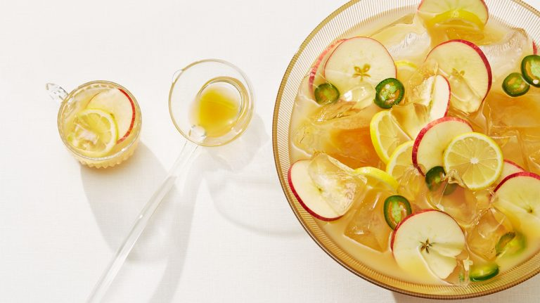 Pack Punch with Whisky to Warm Your Winter Party
