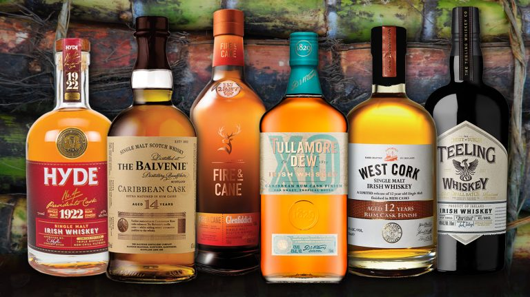 Sweeten Up Your Glass with These Rum Cask-Finished Whiskies