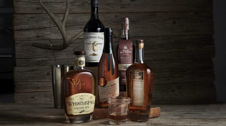 Taste Canada's Vast Array of Rye With These Ten Bottles