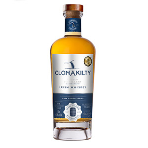 Clonakilty Single Batch Double Oak-Finished Irish Whiskey