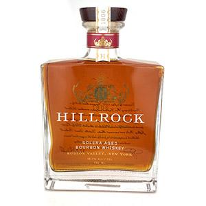 Hillrock Estate Solera Aged Pinot Noir Cask-Finished Bourbon
