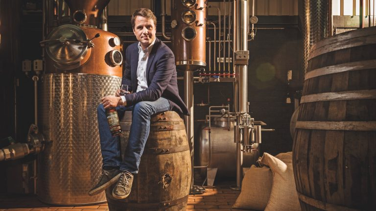 Rye Whisky Goes Global