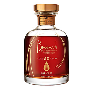 Benromach 50 year old