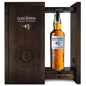 Glen Scotia 45 year old