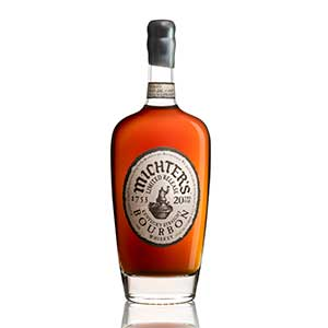 Michter's 20 year old Straight Bourbon (2019 Release)