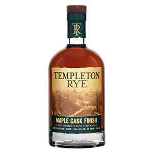 Templeton Maple Cask-Finished Rye