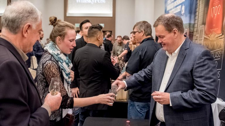 WhiskyFest San Francisco Brought the Makers and Drinkers Together
