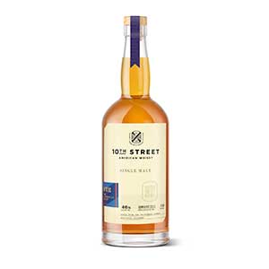 10th Street STR Cask Single Malt