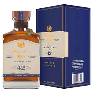 Canadian Club Chronicles 42 year old The Dock Man
