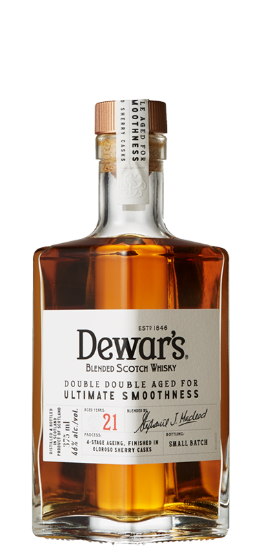 Dewar's 21 year old Double Double