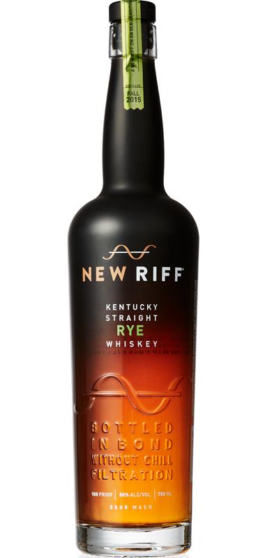 New Riff Bottled in Bond Rye