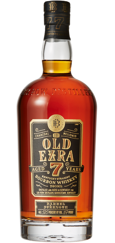 Old Ezra 7 year old Barrel Strength