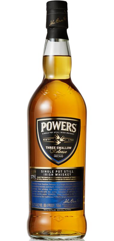 Powers Three Swallow