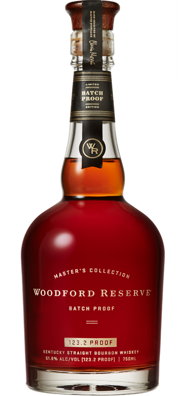Woodford Reserve Master's Collection Batch Proof (2019 Release)