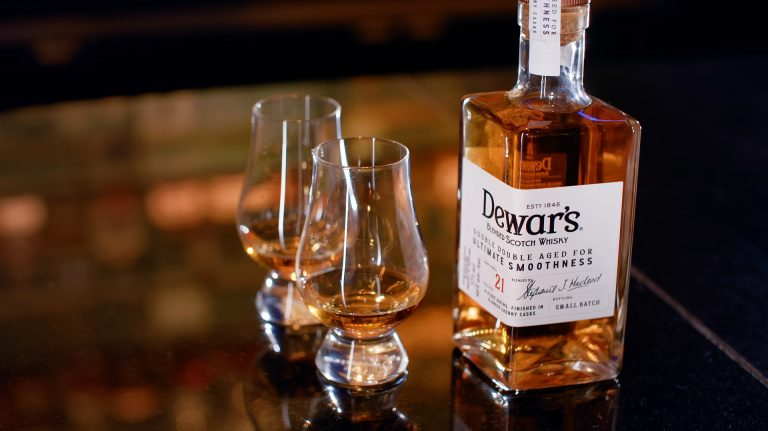 VIDEO: Dewar's 21 Year Old Double Double Proves Blended Scotch's Merits