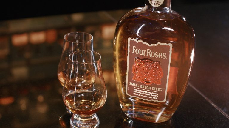 VIDEO: Four Roses Small Batch Select Overflows With Flavor