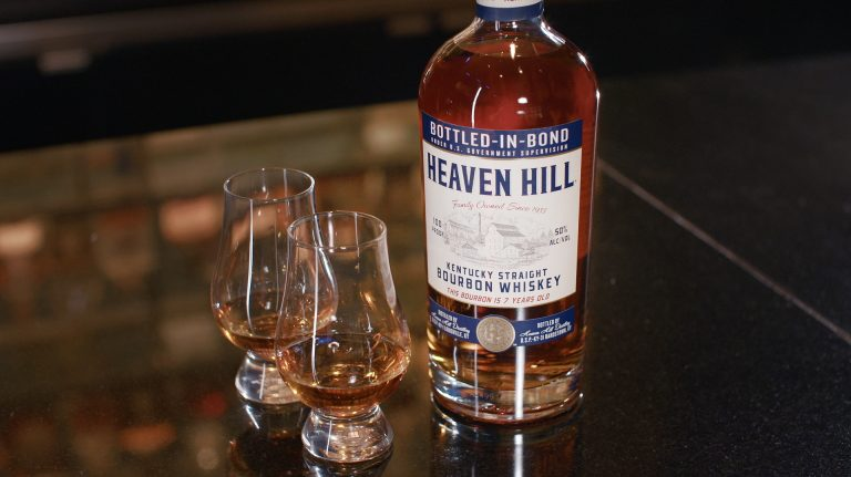 VIDEO: Make Room in Your Glass for Heaven Hill 7 Year Old Bottled in Bond