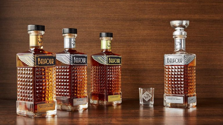 Ed Belfour's Bourbon and Rye, Tommy Bahama Spirits & More New Whiskey