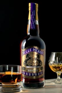 Belle Meade Spanish Brandy Cask-Finished Bourbon