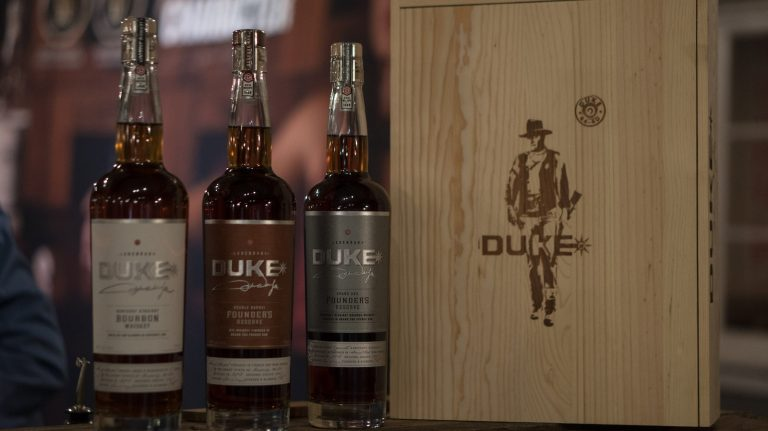 Duke Spirits and O.Z. Tyler Distillery to Open Tasting Room and John Wayne Experience