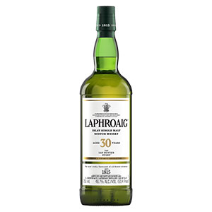 Laphroaig 30 year old The Ian Hunter Story: Book One