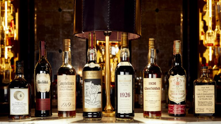 Online Whisky Auction to Challenge Sotheby's Macallan World Record