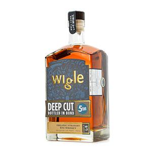 Wigle Deep Cut 5 year old Bottled in Bond Rye