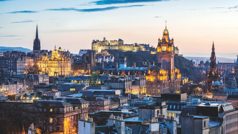 Edinburgh Is the Gateway to Scotch Whisky