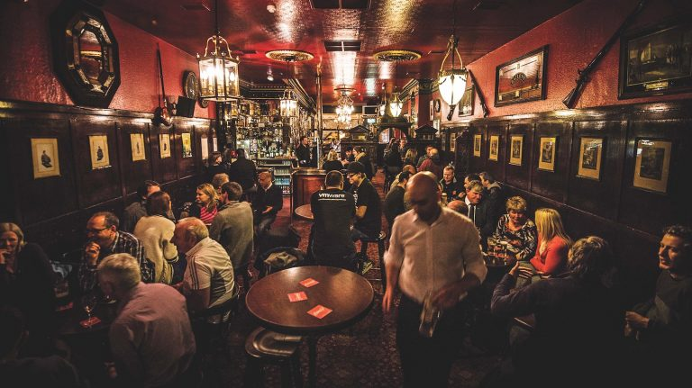 The Whisky Lover's Dublin Travel Guide