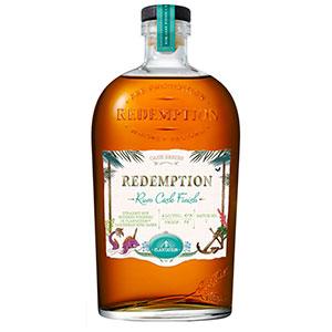 Redemption Plantation Caribbean Rum-Cask Finished Rye (Batch 1)