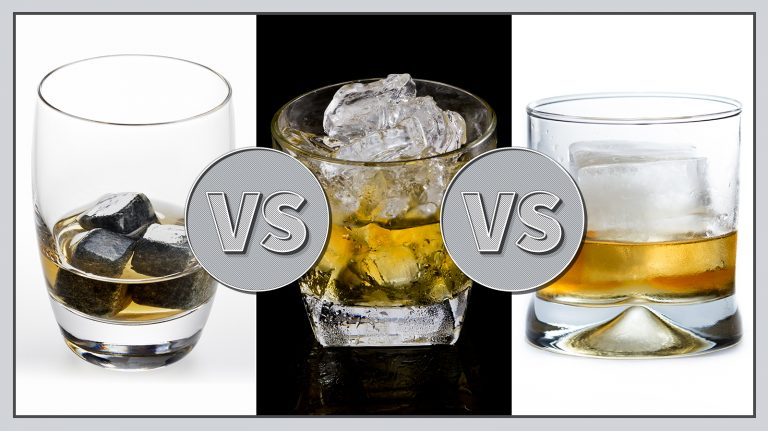 Whisky Stones vs. Ice: What's the Best Method?