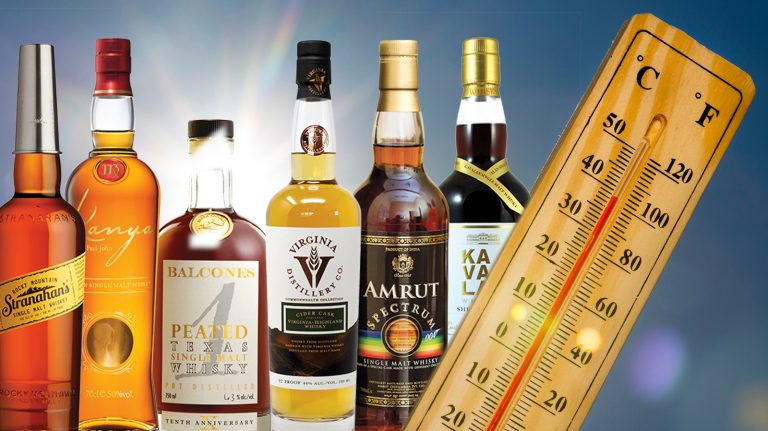 6 Whiskies That Showcase Warm Climate Maturation