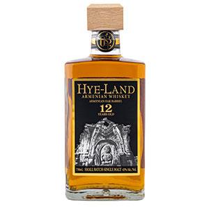 Hye-Land 12 year old Armenian Whisky