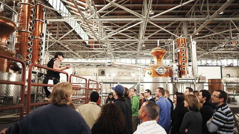 Whisky of All Stripes Flourishes in San Francisco