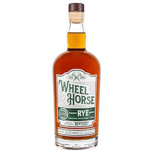 Wheel Horse Straight Rye