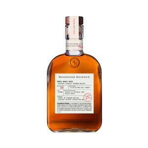woodford reserve double double oaked bourbon 375 ml bottle