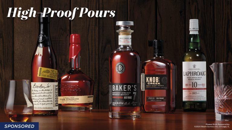 Top-Flight Tasting: High-Proof Pours