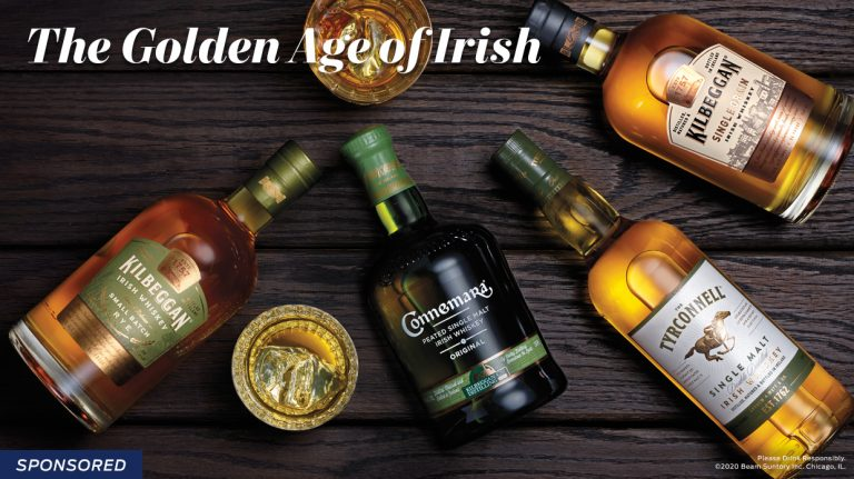 Top-Flight Tasting: The Golden Age of Irish
